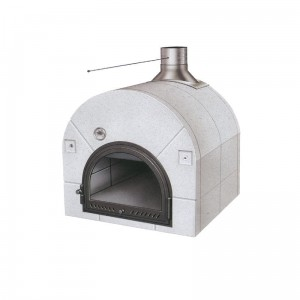 Piec do pizzy opalany drewnem Piazetta Chef 72
