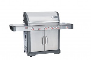 Grill gazowy LANDMANN NEW AVALON PTS+ 6.1+  - 12123